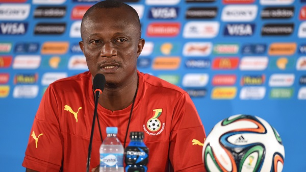 Black Stars coach Kwesi Appiah explains why he overlooks local players