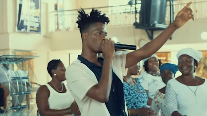 I don't charge GH40,000 for a show – Kwesi Arthur clears air