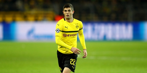 VIDEO: This is what Chelsea fans should expect from new signing Pulisic, he reacts to transfer to Chelsea