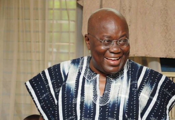 Akuffo Addo declares himself number 1 football fanatic in Ghana