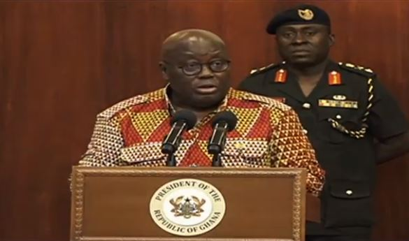 I hope for a new beginning for Ghana football - Nana Addo to NC