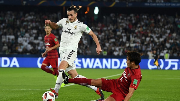 Club World Cup:  Bale equals Messi, Ronaldo's records