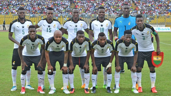 FIFA Ranking: Ghana stagnate, ending 2018 at No. 6 in Africa