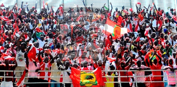 CAF CC: Kotoko appeal to supporters to fill Stadium when they take on Sharks