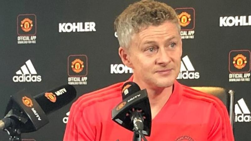 Man Utd: Boss Ole Gunnar Solskjaer has not discussed permanent role