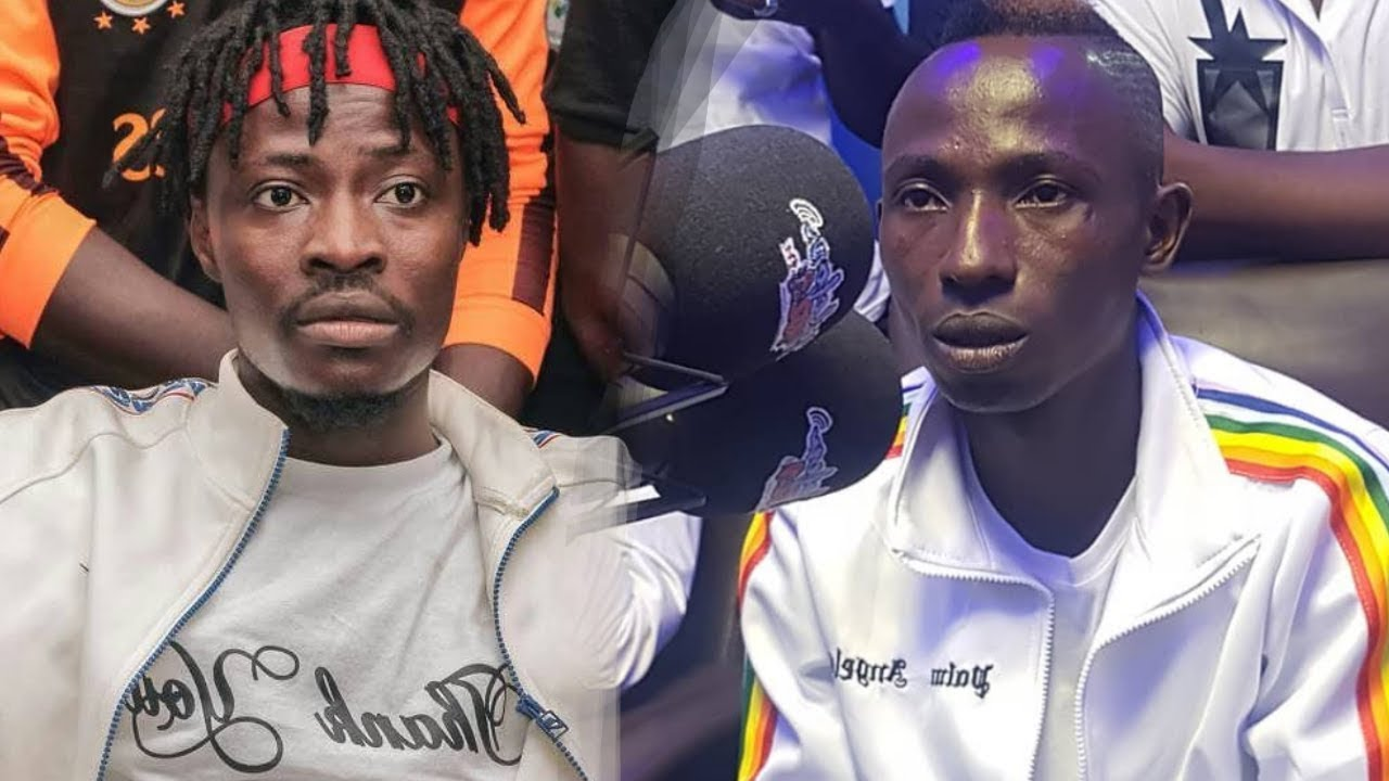 Patapaa's face reminds me of my dead goat - Fancy Gadam