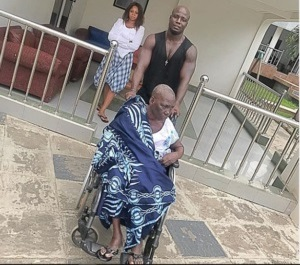 Former Black Stars captain Stephen Appiah's mum passes on