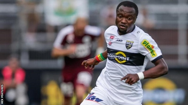 Bernard Tekpetey hits hat-trick in Paderborn win over Darmstadt