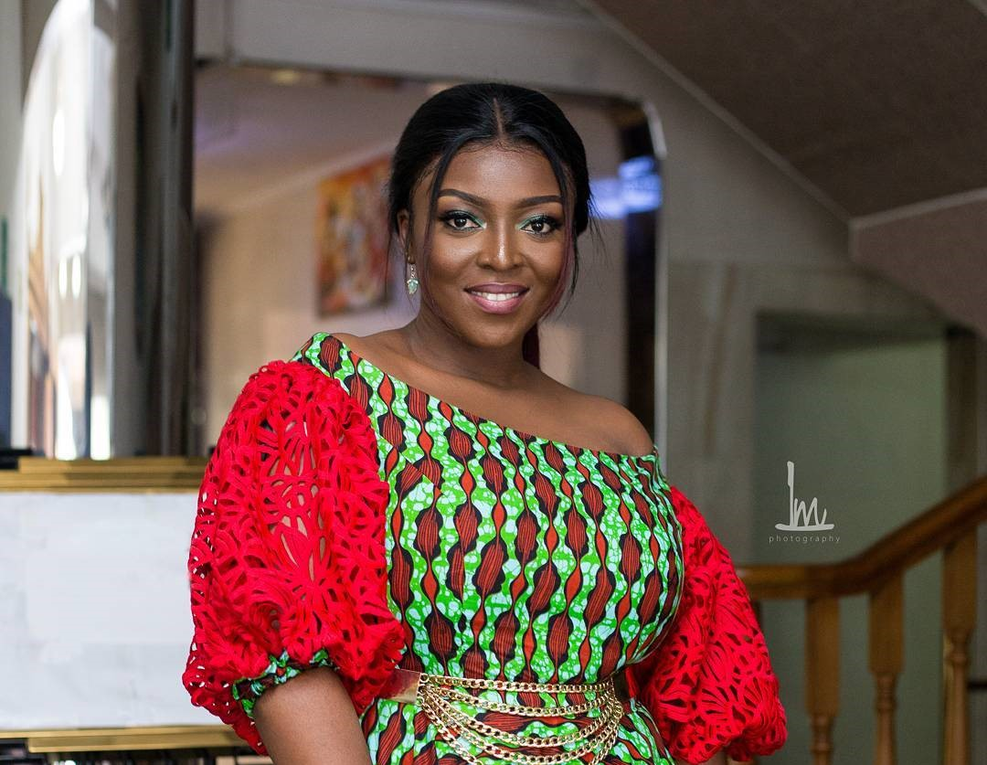 Actress Yvonne Okoro expresses her desire to become an ambassador for women football, challenges the NC to make sure local players are being paid well