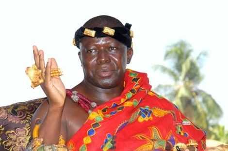 God made my throne great, I don't need to 'Rule' Ghana – Otumfuo