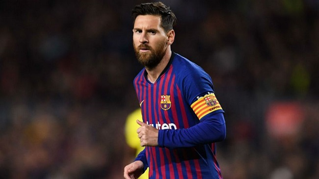 I knew I would not win Ballon d'Or - Lionel Messi