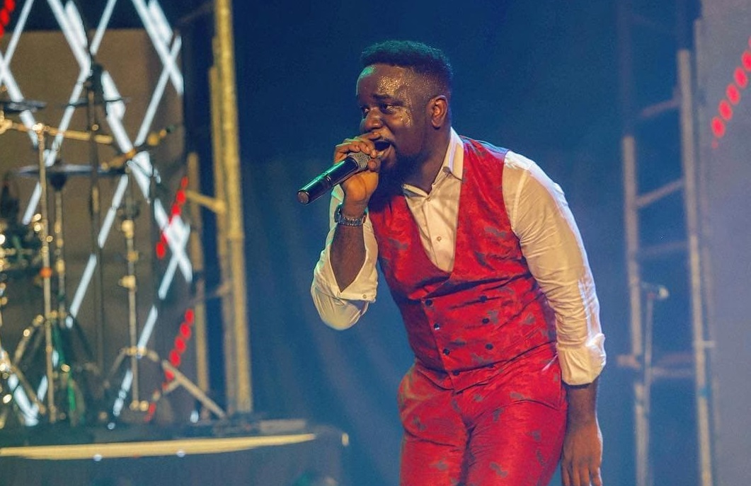 Epic moments at Sarkodie's #Rapperholic18