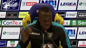 Frosinone draw against Milan is disappointing- Rahman Chibsah