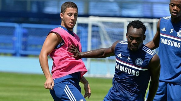 Chelsea hero Michael Essien gives Hazard to Real Madrid transfer warning