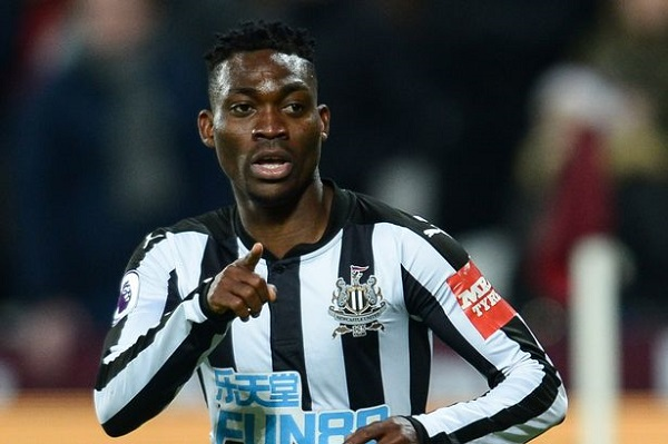 Newcastle fans praise Christian Atsu after a stellar performance against Watford