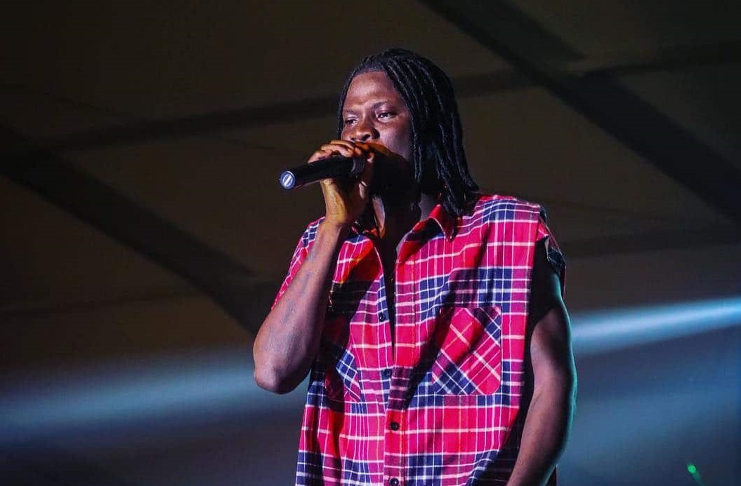 #BhimnationConcert: Stonebwoy made history with mind blowing performances