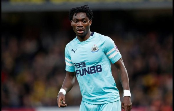 Christian Atsu plays full throttle in Newcastle draw with Watford