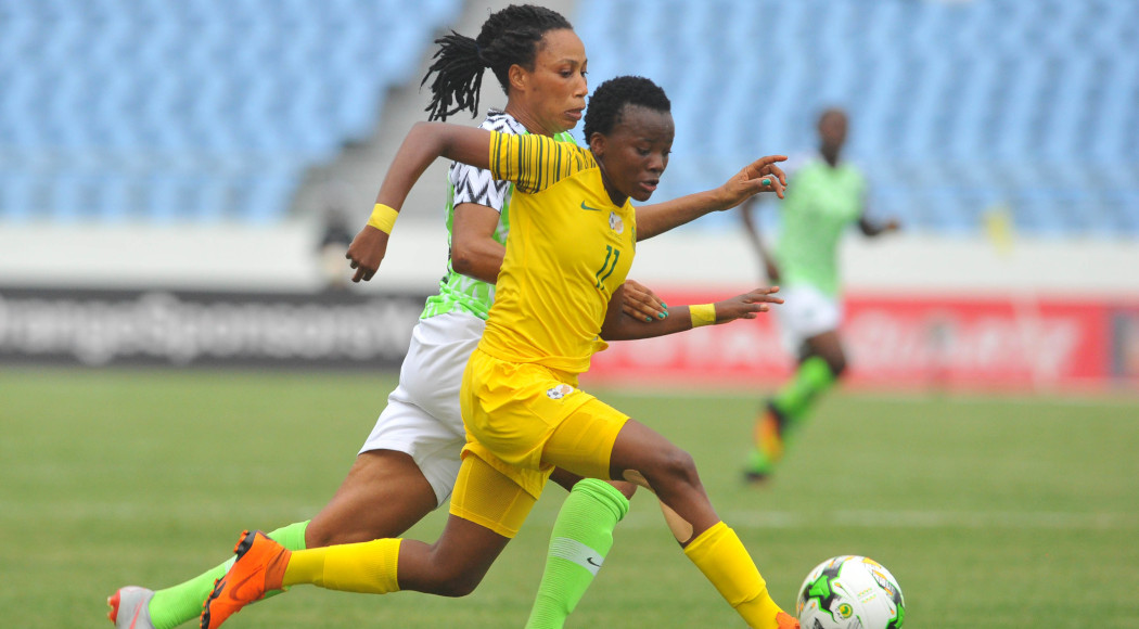 AWCON 2018: Nigeria's FA message to the South African FA