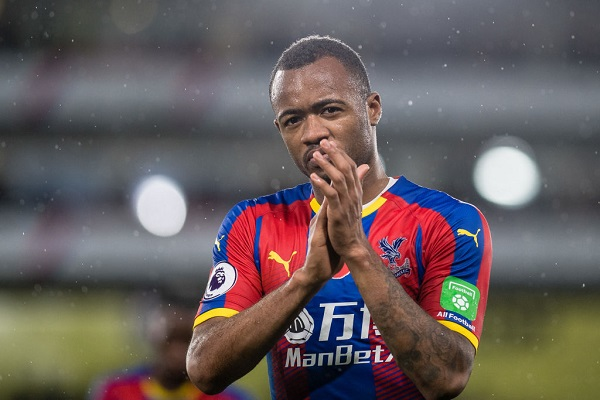 Crystal Palace manager Roy Hodgson defends Jordan Ayew
