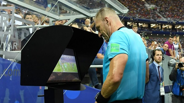 UEFA to use VAR in Champions League knockout stage