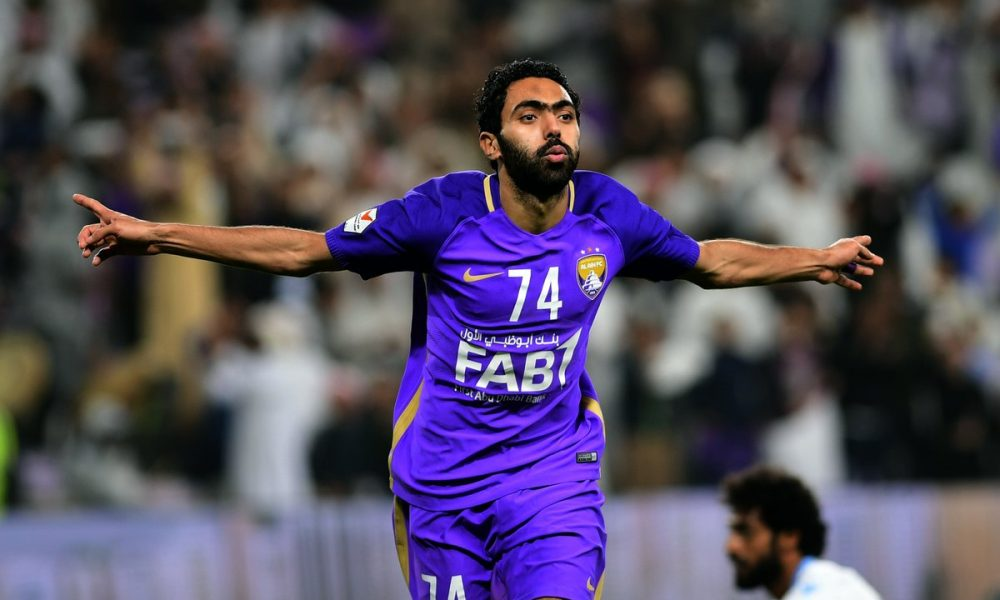 Al Ahly break the African transfer record fee as they sign Hussein El-Shahat from Al Ain