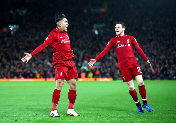EPL results wrap up: Liverpool thrash Arsenal, Man City return to winning ways