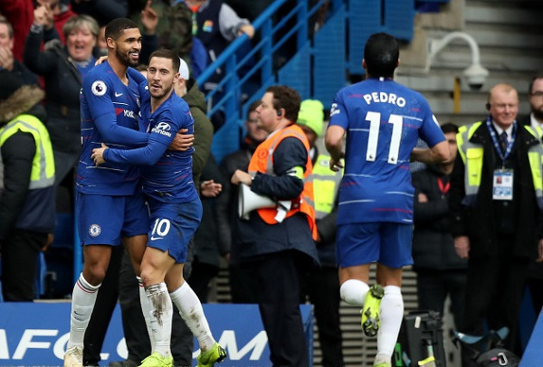 Sarri bemoans injuries as six Chelsea players sidelined