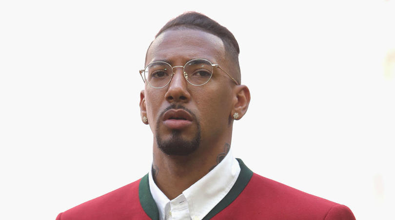 Jerome Boateng reveals reason for visit to Ghana