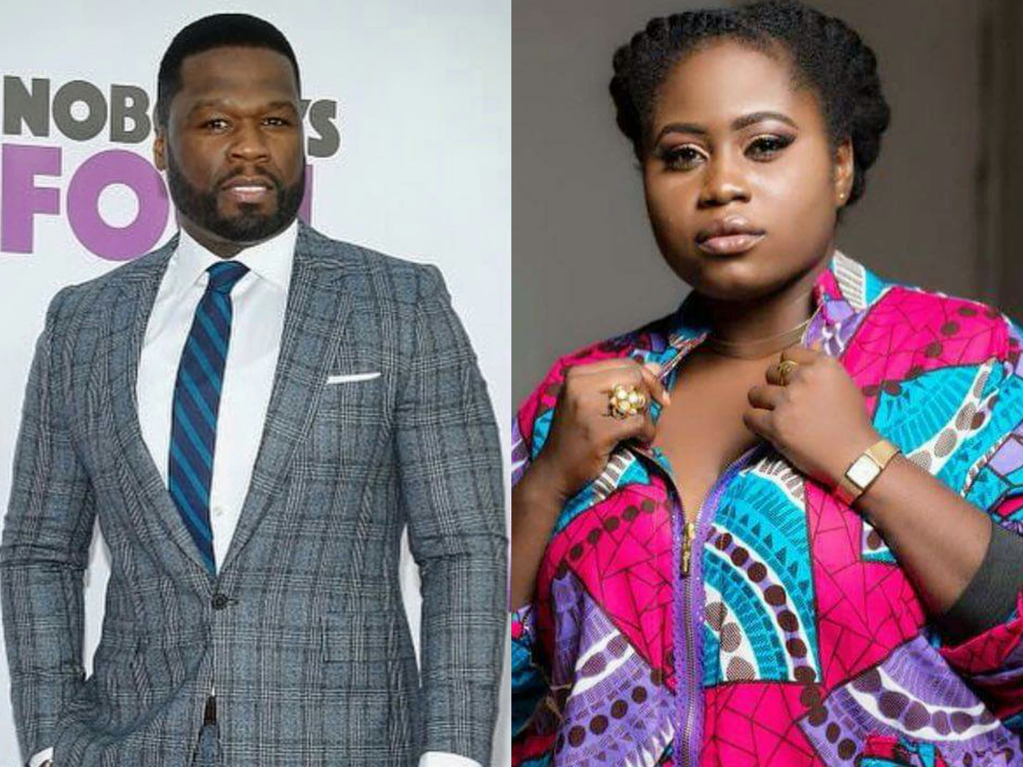 Lydia Forson goes hard on 50 Cent for an insensitive tweet
