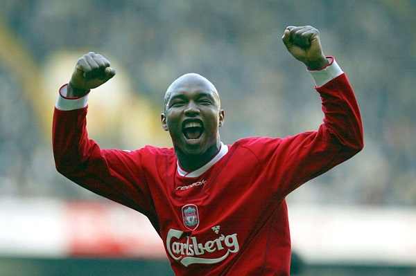I regret playing for Liverpool- El Hadji Diouf