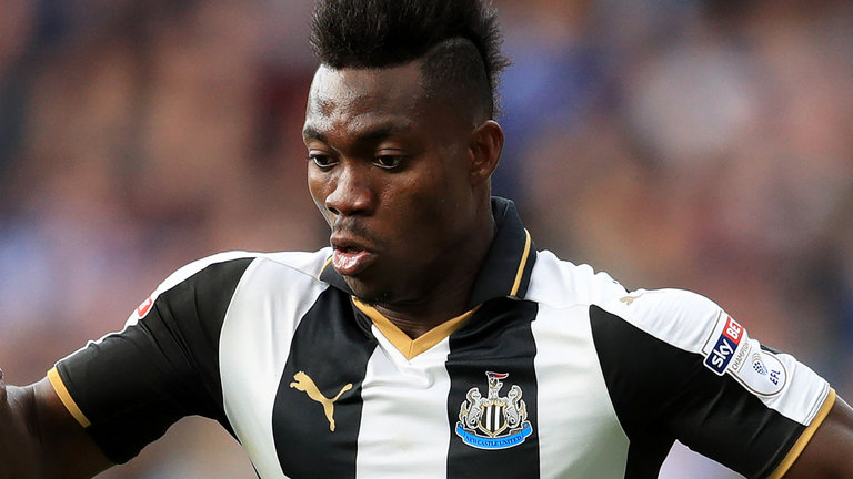 Christian Atsu helps Newcastle United earn point over Everton