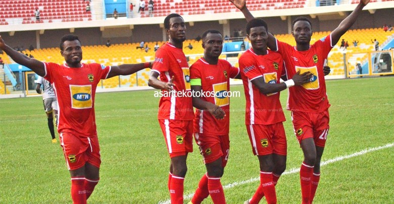 CAFCC: Kotoko name 18-man squad for Kariobangi Sharks clash