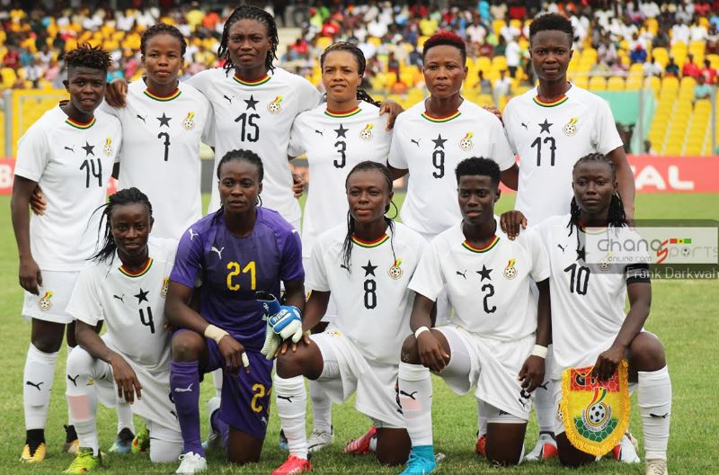 FIFA Ranking: Black Queens dropped in latest ranking