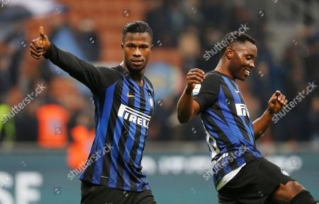 Africans Abroad Preview: West African duo vs Ronaldo's Juve