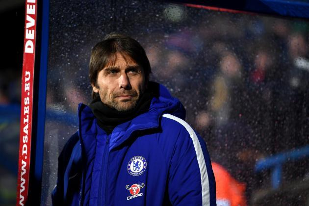 Antonio Conte has suffered sleepless nights ahead of Chelsea's Champions League tie with Barcelona