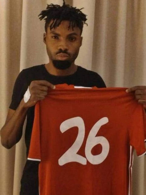 Kwame Kizito signs for Ittihad