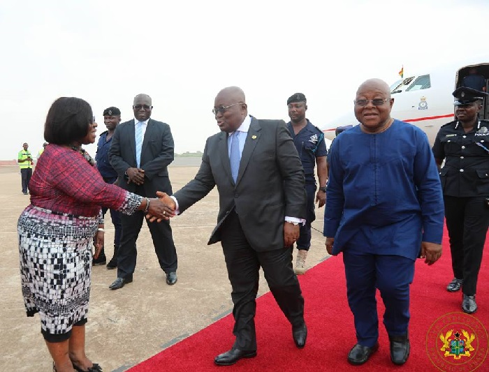 Image result for mike oquaye and akufo-addo