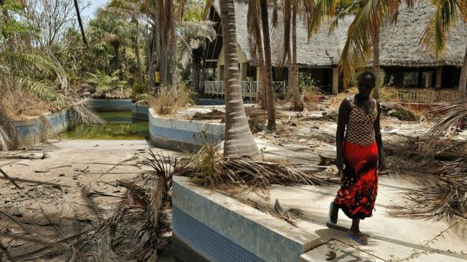 Casamance was once a popular tourist destination but a long separatist conflict has taken its toll