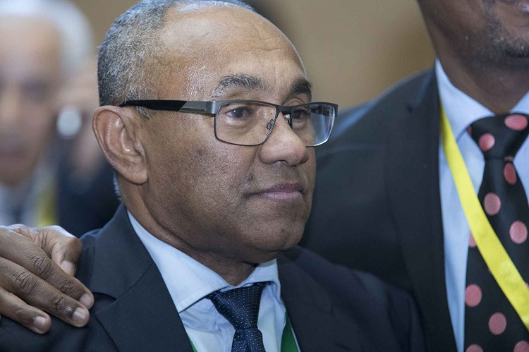 2018 Women's AFCON: CAF big wigs in Accra for draw