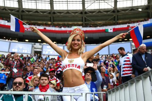 FIFA urges World Cup broadcasters to show fewer shots of attractive women