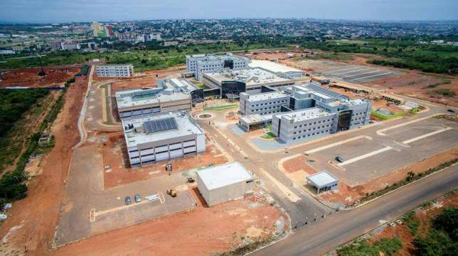 UG Medical Center begins operation on July 18