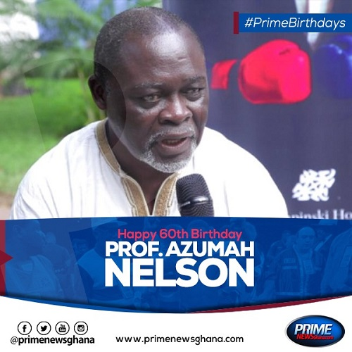 Boxing legend Azumah Nelson turns 60