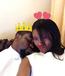 throwback photos of Sarkodie and Tracy showing this wedding has been a long time coming