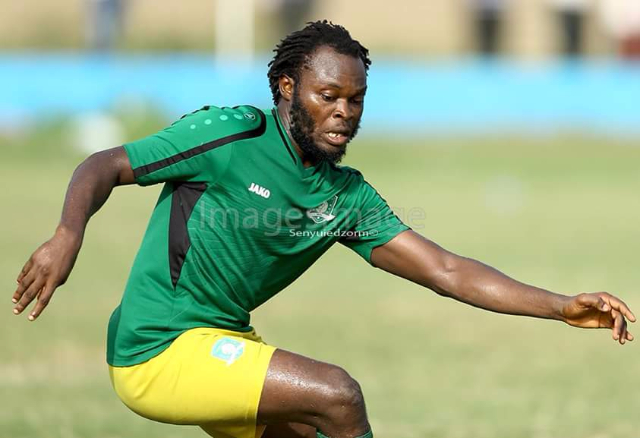 Yahaya Mohammed named new captain of Aduana