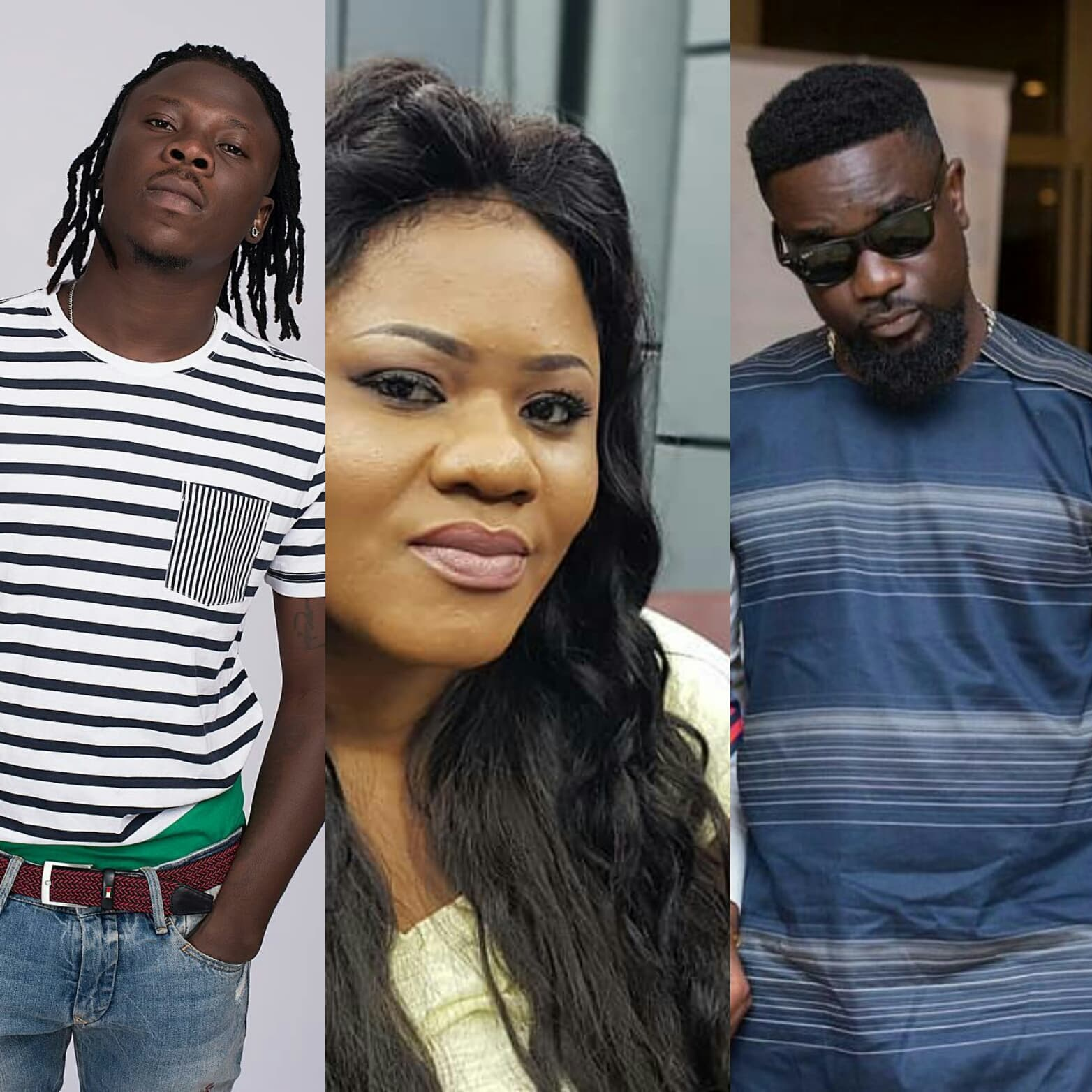 I want to have Sarkodie and Stonebowy on my next album - Obaapa Christy