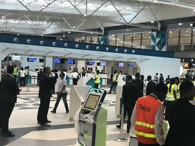Image result for ghana international airport