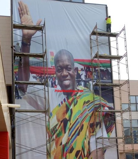 Police to close roads in Accra for the late Amissah-Arthur's funeral