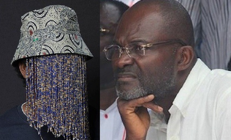 Ken Agyapong & Anas appears before General Legal Council
