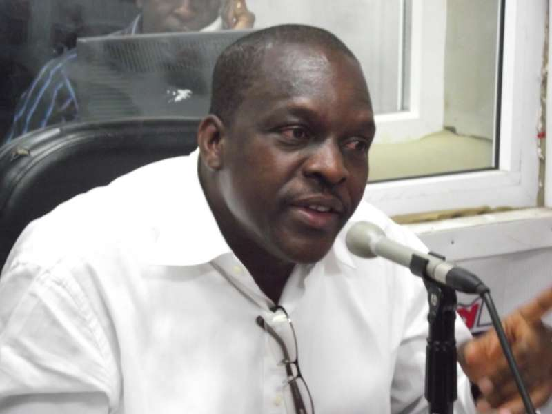EC Chair job 'not good' for women- Alban Bagbin