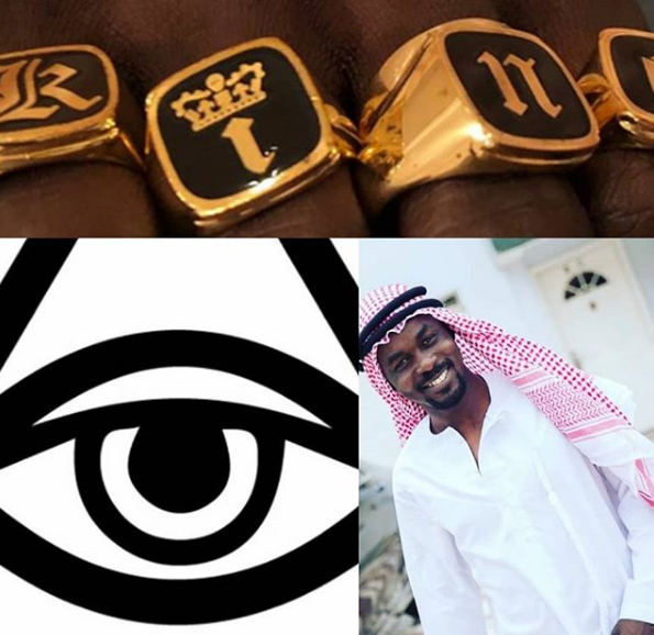 Zylofon Media boss stirs controversy with Illuminati symbol post